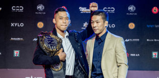 ONE Championship: Dawn of Heroes