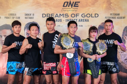 ONE Championship: Dreams of Gold