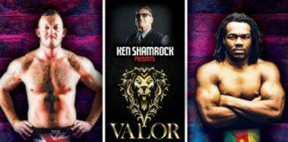 Ken Shamrock Valor BK