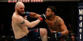 UFC on ESPN 5