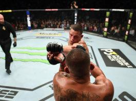 Nate Diaz at UFC 241