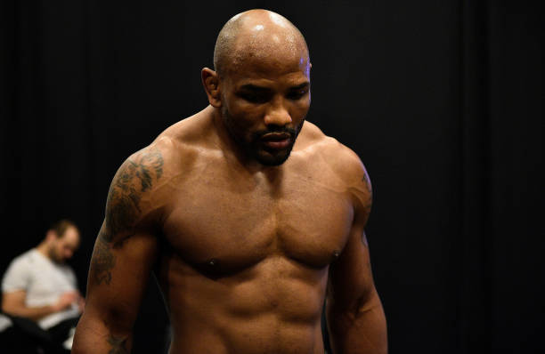 Yoel Romero in Bellator