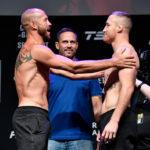 UFC Fight Night 158 results