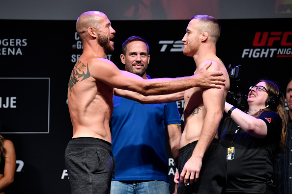 UFC Fight Night 158 results