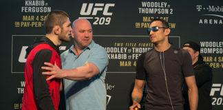 Khabib Nurmagomedov vs Tony Ferguson UFC 241