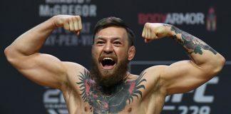 Conor McGregor return