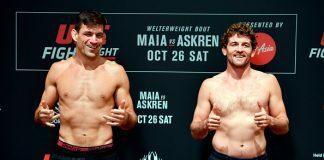 UFC Fight Night 162