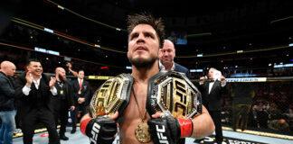 UFC bantamweight