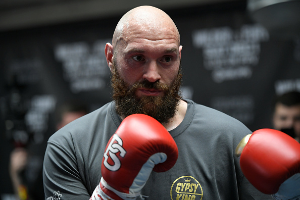 Tyson Fury - Fights to see in 2021
