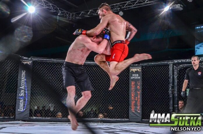 Chad Anheliger Rise FC 5