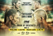 ONE Championship: Mark of Greatness