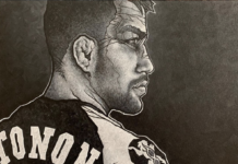 Garry Tonon artwork by Adi Nokiani