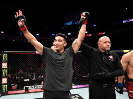 Punahele Soriano's UFC debut