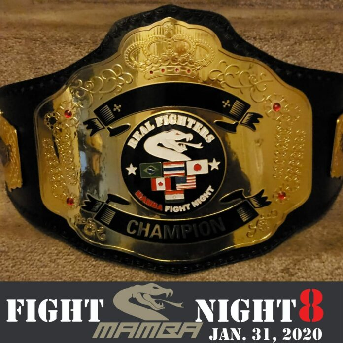 Mamba Fight Night 8 Results