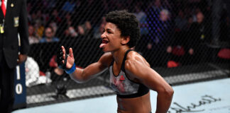 Angela Hill tested positive for COVID-19