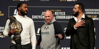 Grade UFC 247