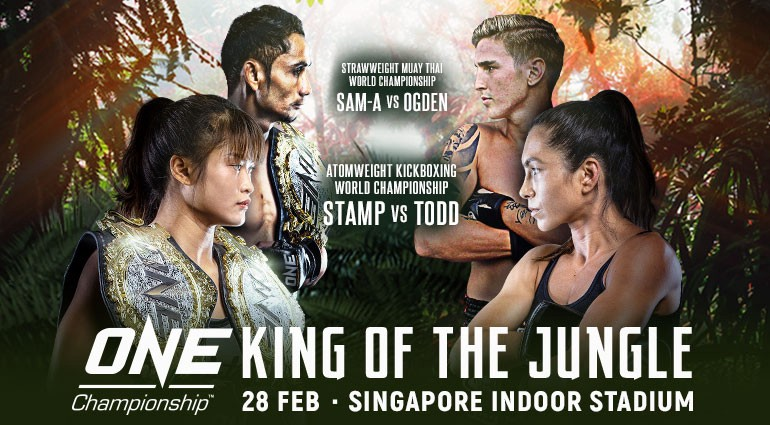 ONE Championship: King of the Jungle