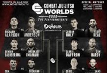 CJJ Worlds 2020 Featherweights