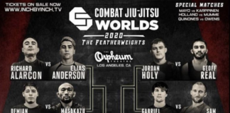 CJJ Worlds 2020 Featherweights