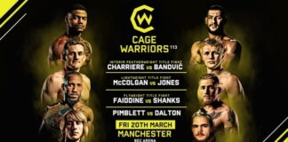 Cage Warriors 113