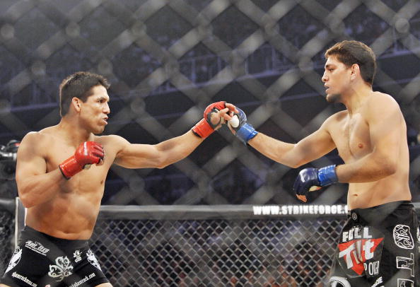 Frank Shamrock vs Nick Diaz