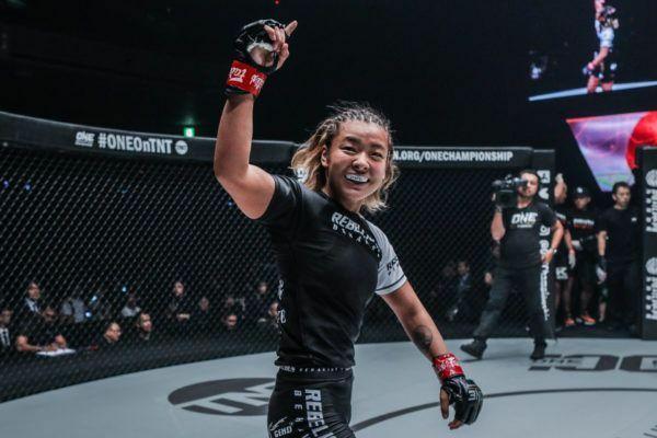 Itsuki Hirata ONE Championship