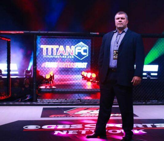 Titan FC COO Lex McMahon