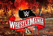Wrestlemania 36 Results