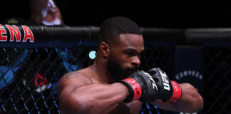 Making the Grade - Tyron Woodley