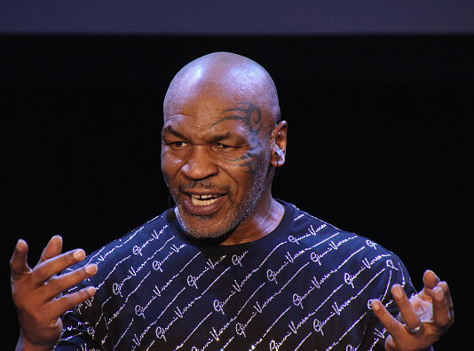 Mike Tyson vs. Roy Jones Promoted by CES