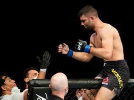 UFC Vegas 20 Preliminary Card - Thiago Moises