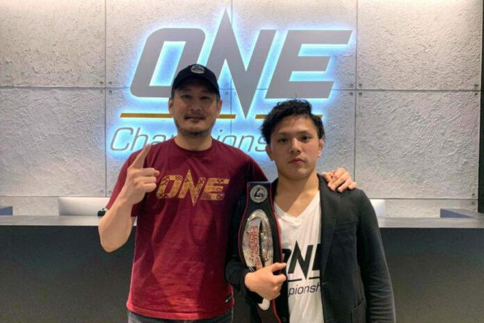 Hiroba Minowa ONE Championship