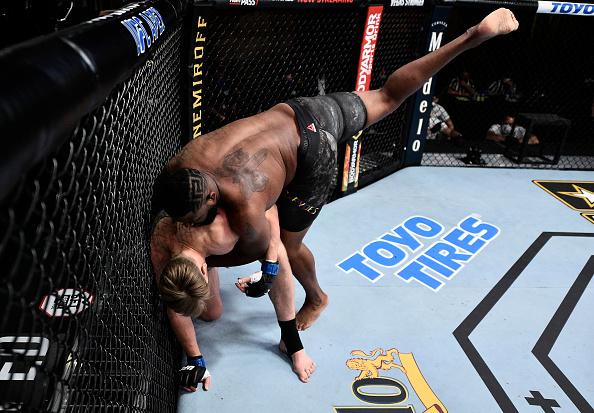 UFC on ESPN 11
