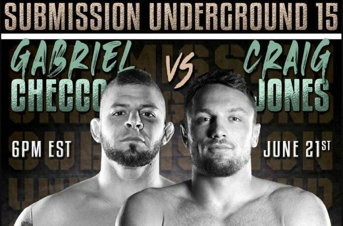 Submission Underground 15