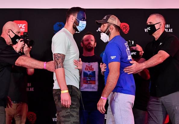 UFC on ESPN 14