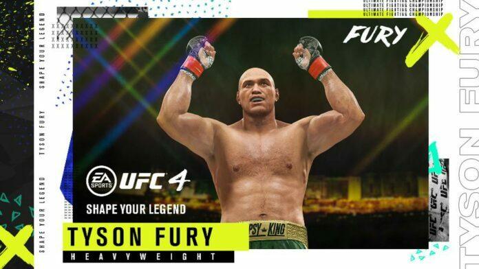 UFC 4 Beta