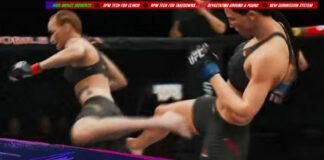 UFC 4 Gameplay Trailer