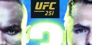 UFC 251 Embedded