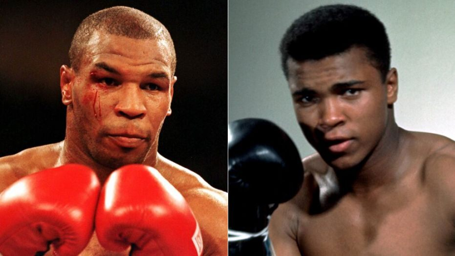mike tyson Muhammad Ali Reuters