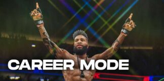UFC 4 Career Mode
