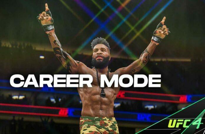 UFC 4 Career Mode