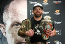 Bellator 244 Results