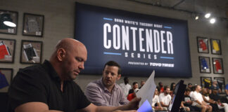 Contender Series 29 Results