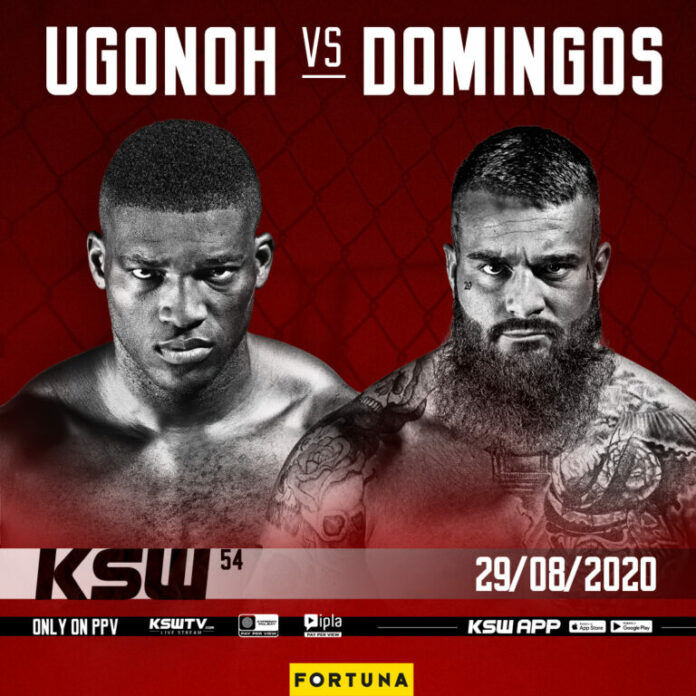 KSW 54 Results
