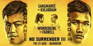 ONE: No Surrender III