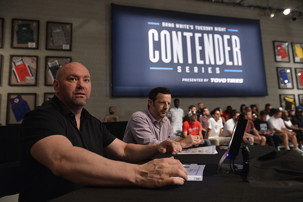 Contender Series 33 Results
