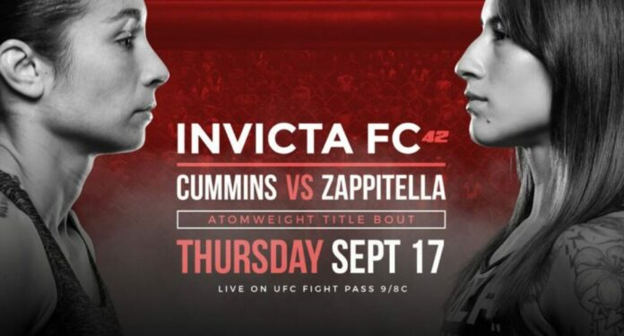 Invicta FC 42 Preview