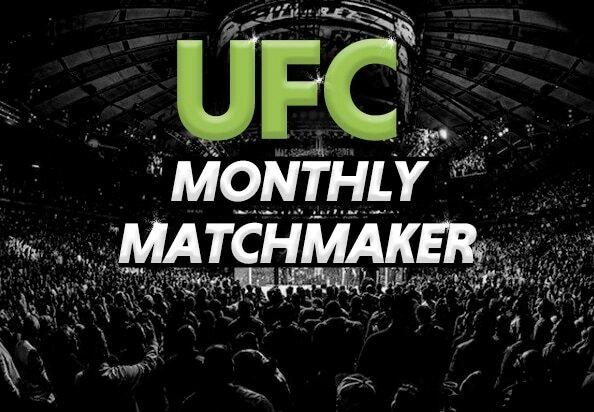 UFC Matchmaker