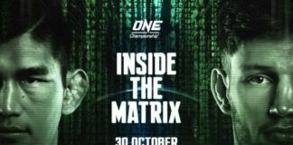ONE Championship Inside the Matrix