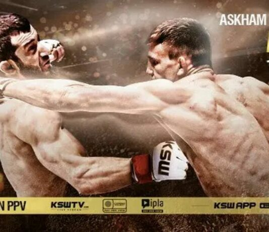 KSW 55 results
